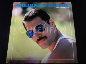"12"" Vinyl album Freddie Mercury Mr. Bad guy (Venezuela) (Queen)"