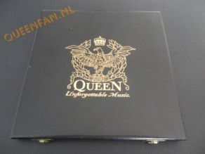 Queen unforgetable music box (UK)