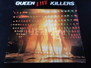 "12"" Vinyl album Queen Live killers (Yugoslavia)"