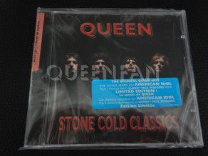 Cd Queen Stone cold classics (USA)