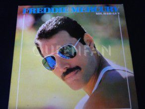 "12"" Vinyl album Freddie Mercury Mr. Bad guy (India) (Queen)"