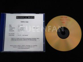 Cd Single Freddie Mercury Guide me home (UK) Acetate