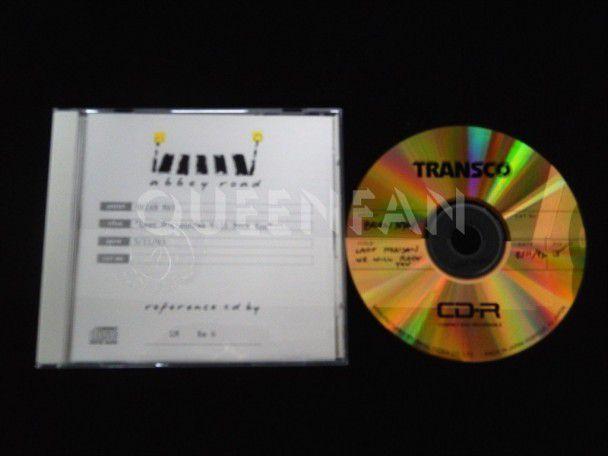 Cd Single Freddie Brian May Last horizon (UK) Acetate