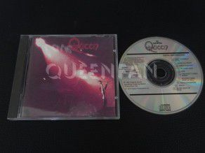 Cd Album Queen I (UK)