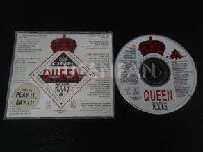 Cd Queen Rocks Vol 1 Promo (USA)