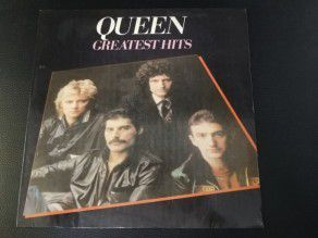 "12"" Vinyl album Queen Greatest hits (India)"