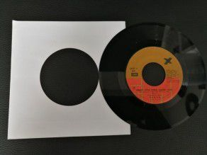 "7"" Vinyl single Queen Crazy little thing called love (Panama)"