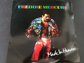 "12"" Vinyl maxi Freddie Mercury Made in heaven (UK) (Queen)"