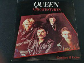 "12"" Vinyl album Queen Greatest hits (Guatemala)"