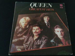 "12"" Queen Greatest hits (Russia)"