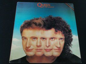 "12"" Vinyl album Queen The miracle (Korea)"