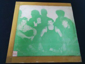 "12"" Vinyl album Queen The works (Korea) Green cover 1"