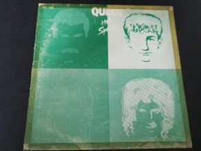 "12"" Vinyl album Queen Hot Space (Korea) Green cover"