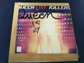 "12"" Vinyl album Queen Live killers (Korea) Colored cover"