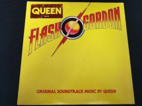 "12"" Vinyl album Queen Flash Gordon (USA) Promo with insert"