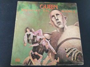 "12"" Vinyl album Queen News of the world (Argentina) Gatefold"