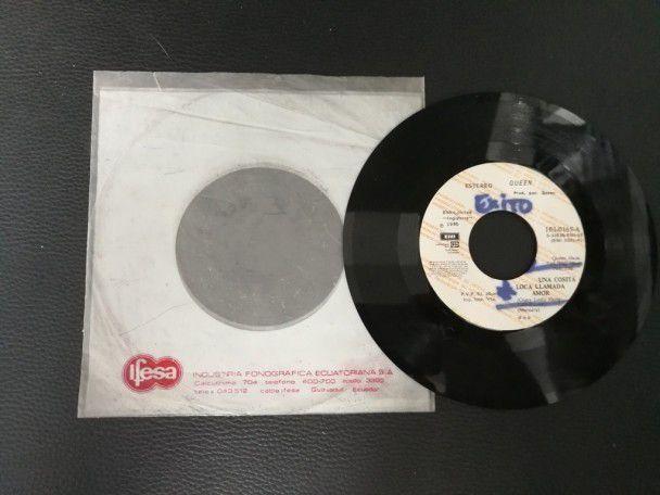 """7"""" Vinyl single Queen Crazy little..."""