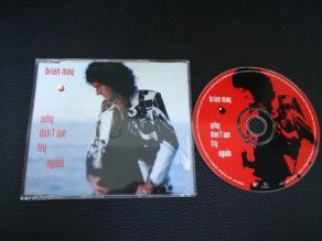 Cd Single Brian may Why...