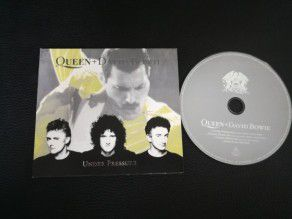 Cd Single Queen and David...
