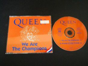 Cd Single Queen We are the...