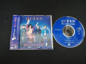 Cd Single Queen Headlong...