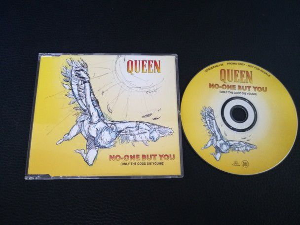 Cd Single Queen no one but you (UK)...