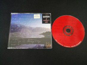 Cd Single Queen A winters...