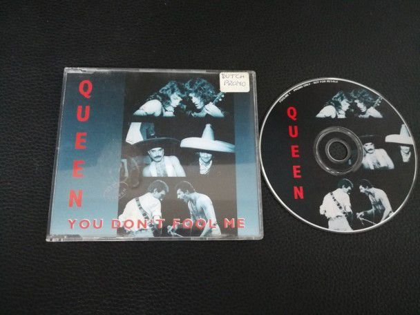 Cd Single Queen You don't fool me...