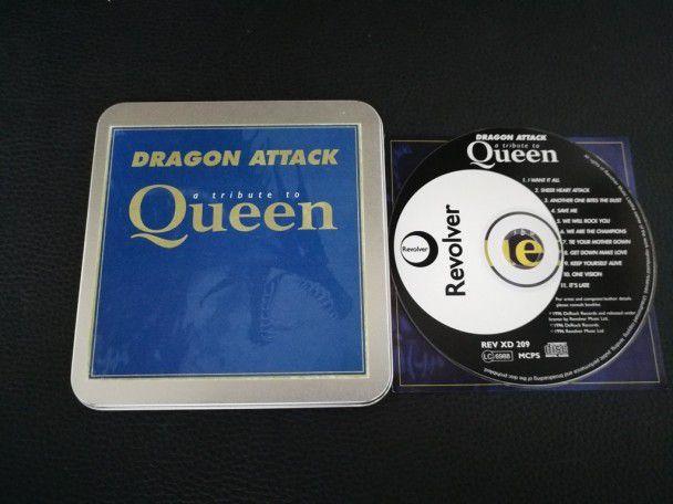 Cd Album Queen A tribute to queen,...