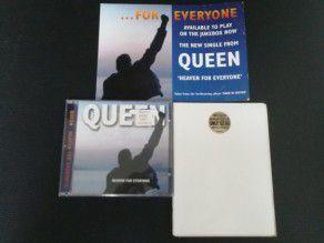 Cd Single Queen Heaven for...