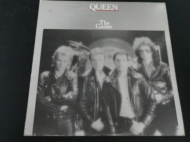 "12"" Vinyl album Queen The game..."