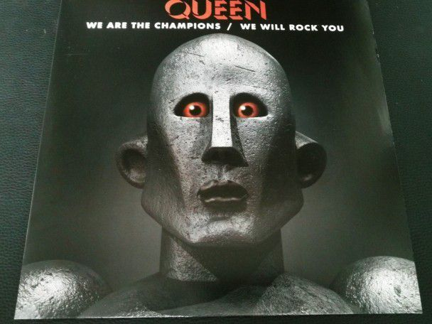 "12"" Vinyl maxi Queen We Are The..."