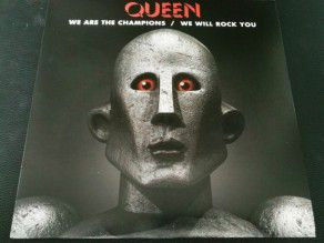 "12"" Vinyl maxi Queen We Are..."