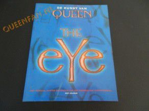Book De kunst van the Eye
