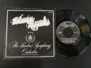 All Queen Guest Musician 7 inch vinyl