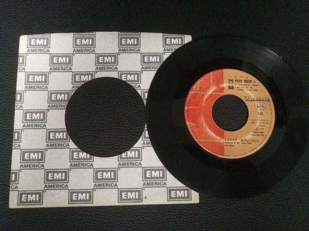 """7"""" Vinyl single Queen Killer queen..."""