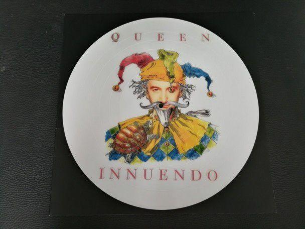 """12"""" Vinyl album Queen Innuendo John..."""