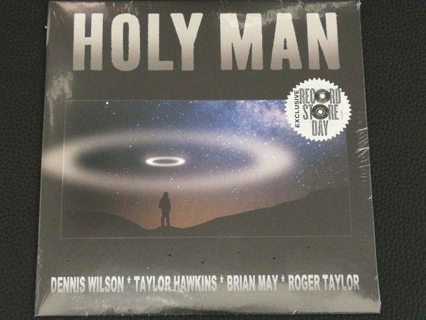 "7"" Vinyl single Brian May Roger..."