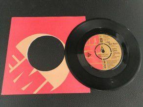 "7"" Vinyl single Larry Lurex..."