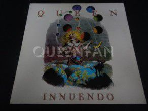 "12"" Vinyl album Queen Innuendo (South Africa)"