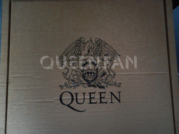 "Queen ""The Ultimate Collection"" 20 CD Cabinet"