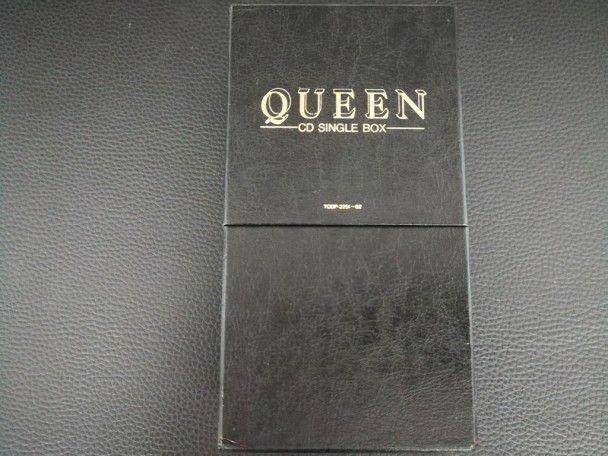 Queen cd Singles Collection Box...