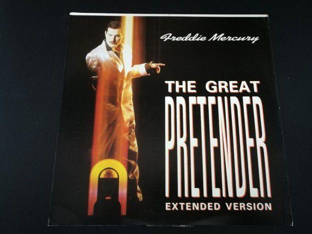 "12"" Vinyl maxi Freddie Mercury The..."