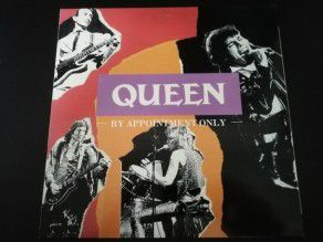 "12"" Vinyl album Queen By..."