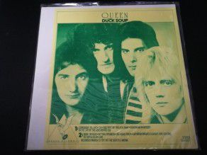 "12"" Vinyl album Queen Duck..."