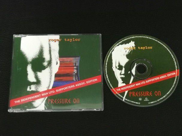Cd Single Roger Taylor Pressure on...