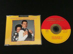 Cd single Freddie Mercury...