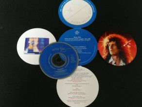 Cd Single Brian May Too...