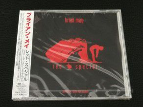 Cd Single Brian may Red...