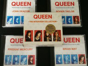 Cd Album Queen 4x the...